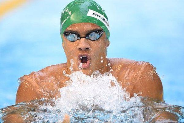 Ganesh Perdurand, nageur toulousains, champion de France du 200m 4 nages 2015