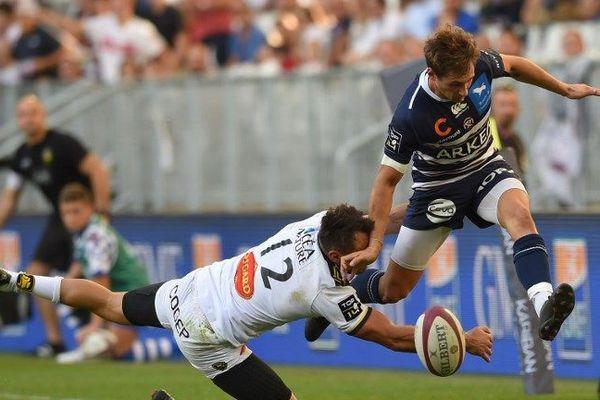 Batiste Serin a signe pour trois saisons au Rugby Club Toulonnais