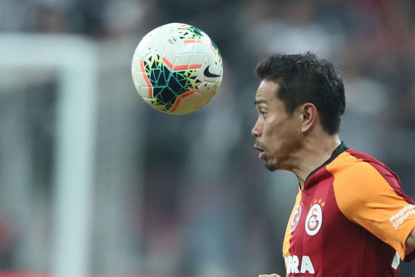 Yuto Nagatomo était en fin de contrat à Galatasaray.