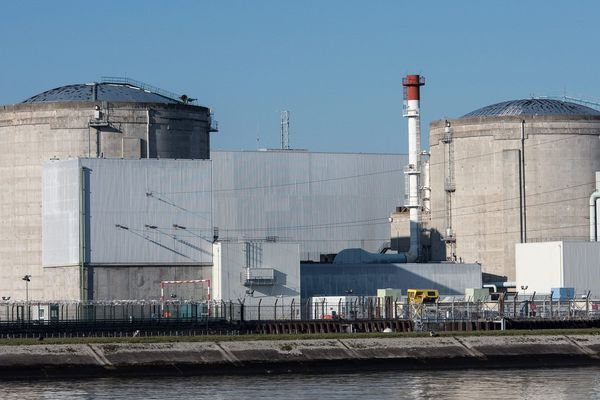 La centrale de Fessenheim