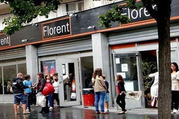 Paris - les cours Florent - archives