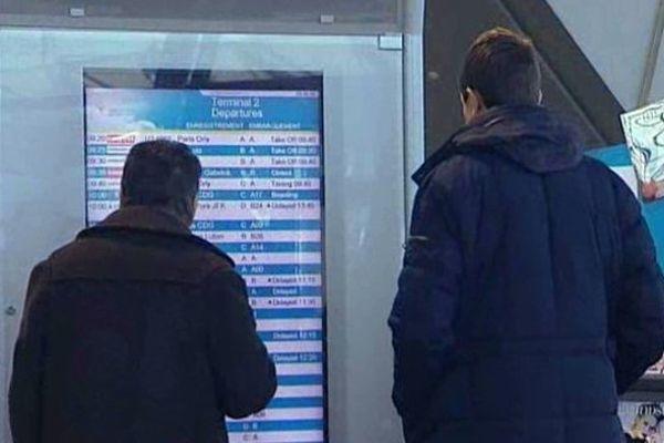 Des perturbations sont attendues sur l'ensemble du territoire... donc à l'aéroport de Nice !