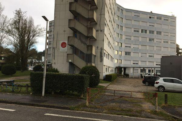 Village 6 à Gradignan, les étudiants se plaignent de la présence de cafards - Mars 2021, Gironde -