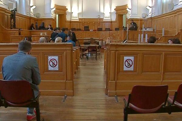 Dernier jour du procès devant les assises de Saintes