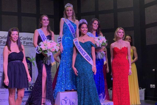 Samedi 17 octobre, Géromine Prique a été sacrée Miss Auvergne 2020 au Puy-en-Velay.