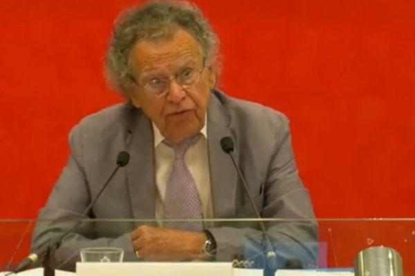 Max Lévita, doyen des élus de Montpellier Méditerranée Métropole