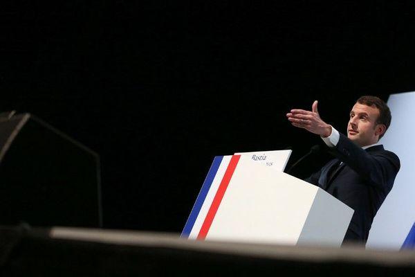 Emmanuel Macron est attendu à Cozzano ce jeudi 4 avril.