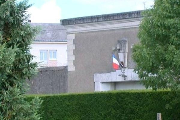 La Maison d'arrêt de Blois