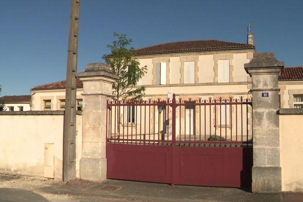 L'école de Boutiers Saint-Trojan est fermée depuis lundi matin.