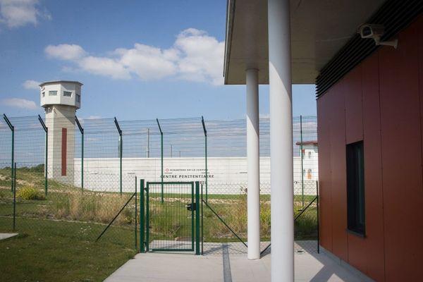 La prison haute-sécurité de Vendin-le-Vieil.