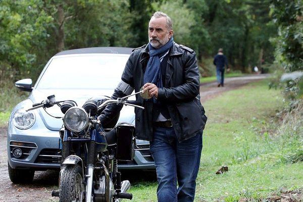 Antoine Duléry dans un précédent épisode
