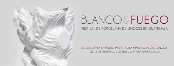"Affiche ""Festival Fuego & Blanco"""
