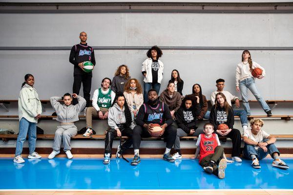 Quand le basket et la société civile s'unissent contre le racisme