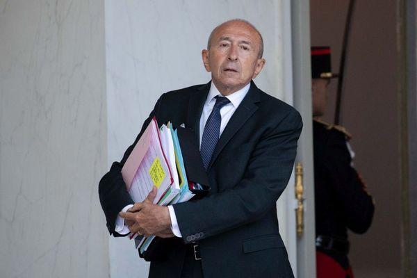 Le ministre de l'intérieur a réagi, sur twitter, à l'assassinat du chef de la police municipale de la ville de Rodez.