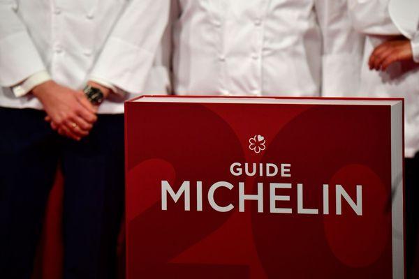 Le chef marseillais Alexandre Mazzia, nouveau 3 étoiles du guide Michelin