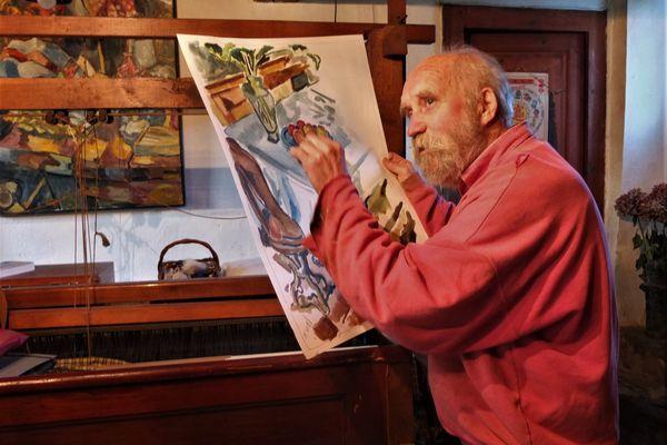 Le peintre et potier flamanvillais Jacques Piquery s'est éteint le 11 décembre 2020, dans son sommeil, à l'âge de 78 ans. L'ami du peintre caennais Jacques Pasquier sera inhumé mardi, au cimetière de Flamanville (Manche).