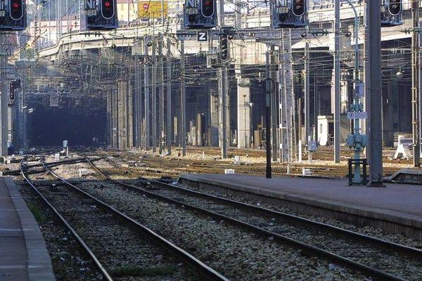 Attention, perturbation sur le réseau ferré du 25 au 31 octobre.