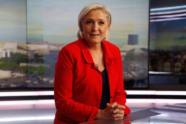Marine Le Pen sur TF1 ce jeudi soir