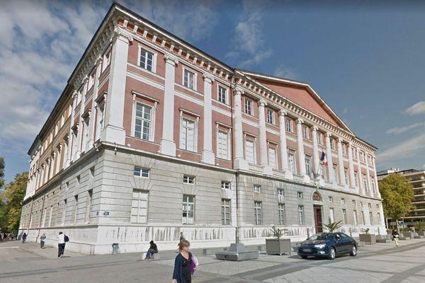 Le palais de justice de Chambéry - Photo d'illustration
