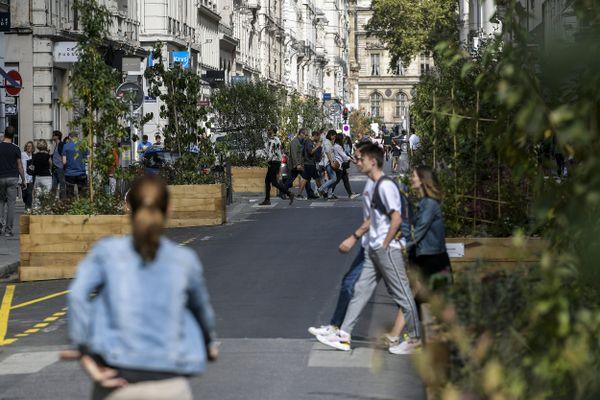 La métropole compte 59 communes mais seules les deux plus importantes, Lyon et Villeurbanne participent, à l'expérience.