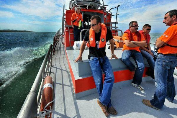 Les sauveteurs en mer sensibilisent les marins