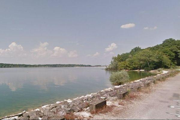 Le corps a été retrouvé au large du port de Nemours, en Haute-Marne