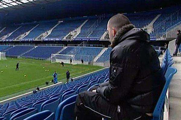 Un entrainement public s'est déroulé au stade Océane afin de créer un sursaut.