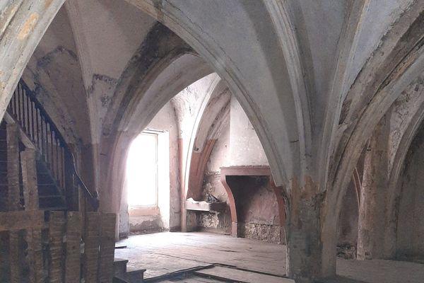 L'église Saint-Etienne-le-Dépenné à Metz