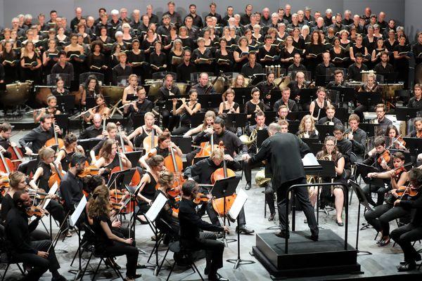 La 25eme édition du festival de musique Hector Berlioz au Château Louis XI à La Côte Saint-André en 2018