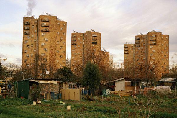 Un hectare sur sept de jardins ouvriers sont concernés par des projets immobiliers.