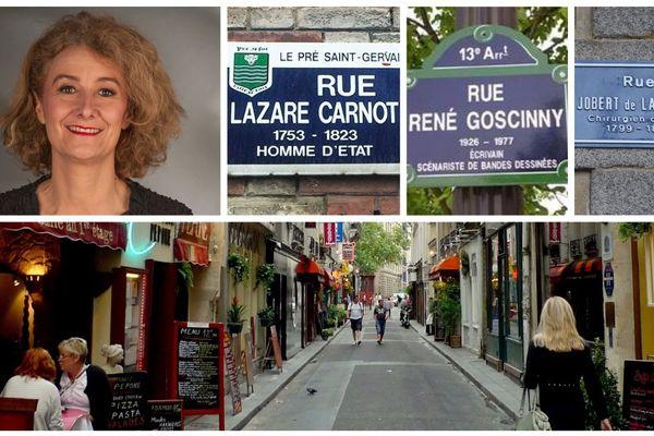 Deux élues centristes dont Sophie Auconie, député de la 3e circo d'Indre-et-Loire, proposent que chaque commune baptise une rue du nom d'une femme