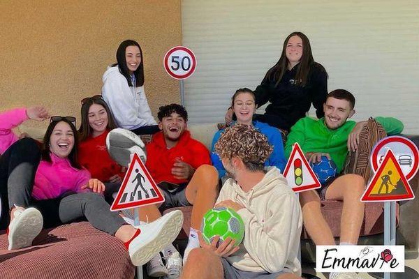 De nombreux bénévoles mobilisés pour le souvenir d'Emma et la promotion de la sécurité routière