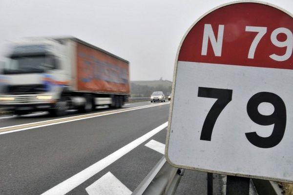 """La Route Centre Europe Atlantique est un projet de """"première priorité"""" selon la commission """"Mobilité 21"""""""