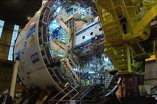 Le groupe NFM Technologies emploie 149 salariésau Creusot, en Saône-et-Loire, et à Villeurbanne