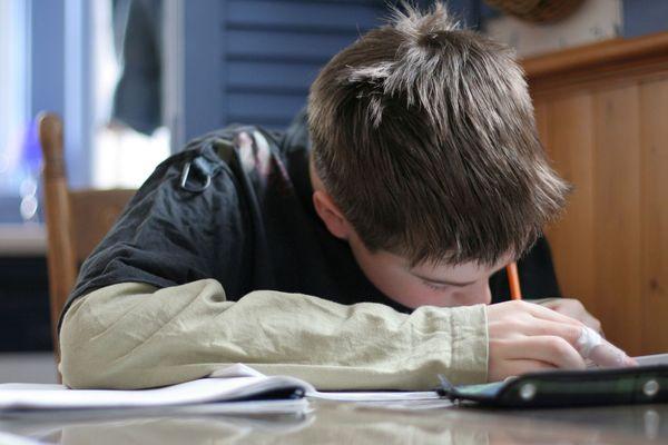 En Auvergne, des parents ont choisi d'assurer eux-mêmes l'instruction de leurs enfants. (Photo d'illustration)