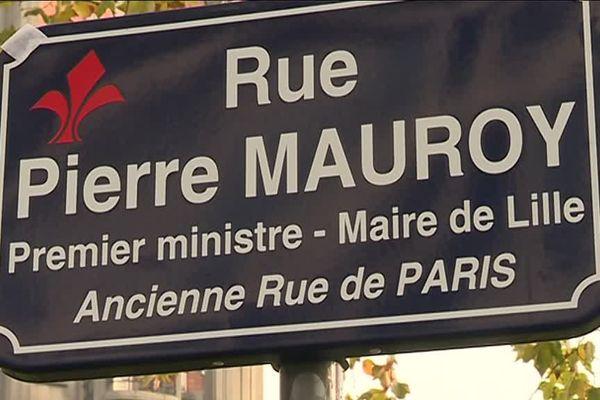 La rue de Paris n'est plus depuis le 1er décembre 2017.