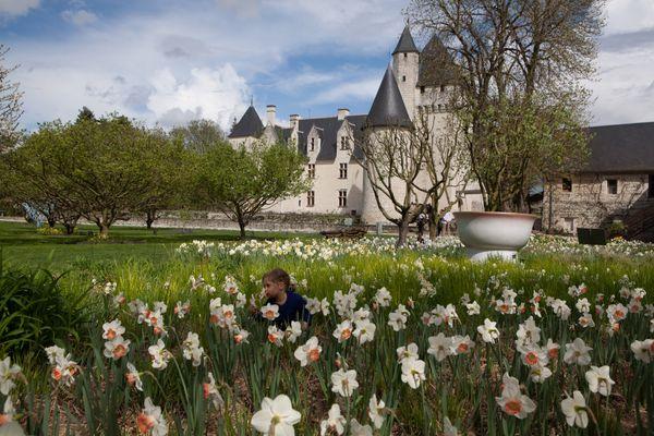 Jardin château du Rivau (Lémeré 37)