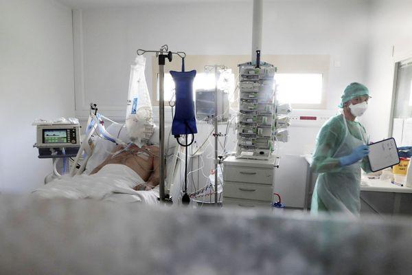 En Auvergne-Rhône-Alpes, dimanche 19 avril, le seuil des 1 000 décès liés au coronavirus COVID 19 à l'hôpital a été franchi selon l'ARS.