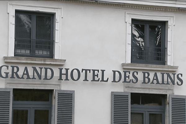 Le Grand Hôtel des Bains - Une image de Richard Négri