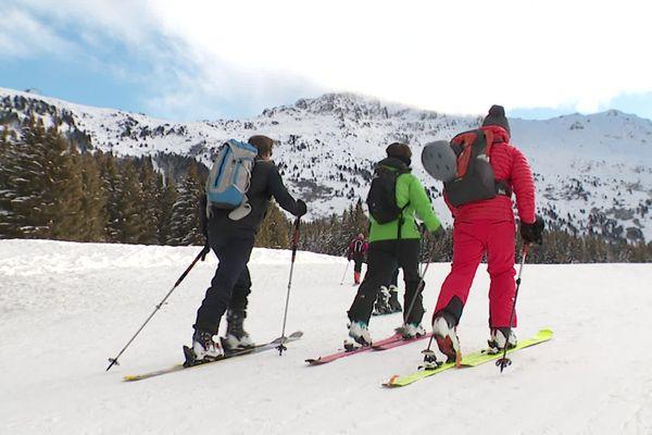 Le ski de randonnée et le ski de fond sont les nouvelles activités plébiscitées par les vacanciers.