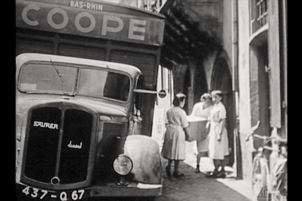 Les femmes et la Coopé, une longue histoire d'amour en Alsace...