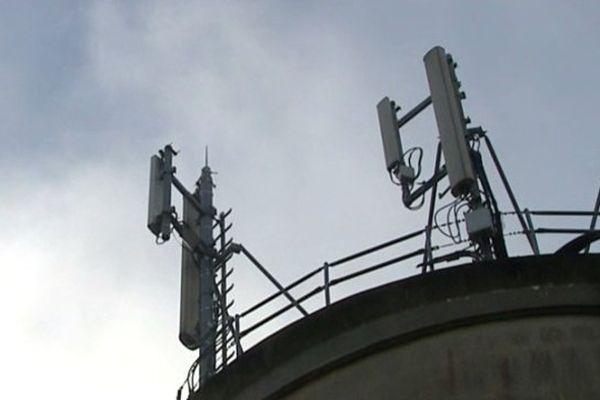 Les antennes se multiplient sur le territoire.