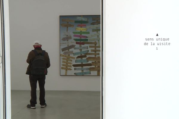 """A Dijon, les """"petits musées"""" et le centre d'art contemporain, Le Consortium se déconfinent aussi. Après huit semaines de fermeture, les établissements accueillent de nouveau les visiteurs... plutôt timides cette semaine."""