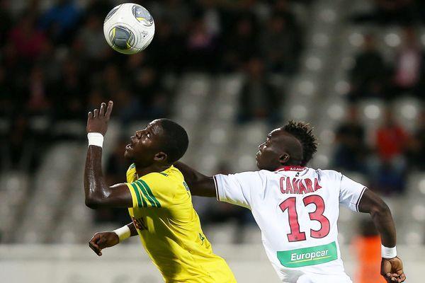 AC Ajaccio VS FC Nantes : Djilobodji devance Camara