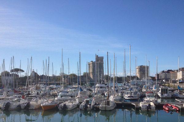 Le Vieux Port de La Rochelle, image d'illustration