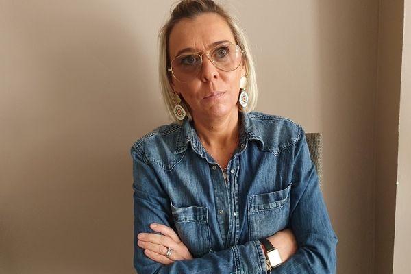 Séverine Rouffiac est passée du désarroi et colère car elle estime les élèves de 1ère année de médecine, victimes de la réforme.