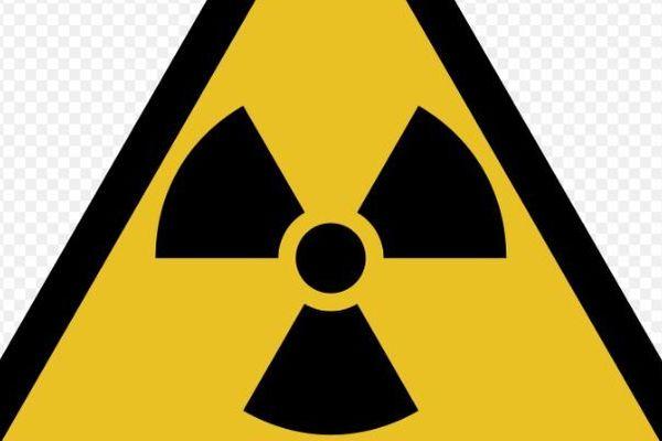 Le symbole de la radioactivité. En cas d'accident nucléaire, 86 179 personnes résidant dans un rayon de 20 km autour de la centrale nucléaire du blayais, devront prendre un comprimé d'iode.