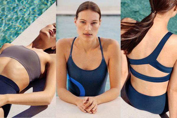 Créée en 2018 la marque Chlore venue des Hauts-de-France propose une ligne de maillots de bain éco-responsables dédiés à la natation.