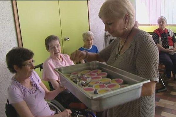 Précautions prises dans les maisons de retraite