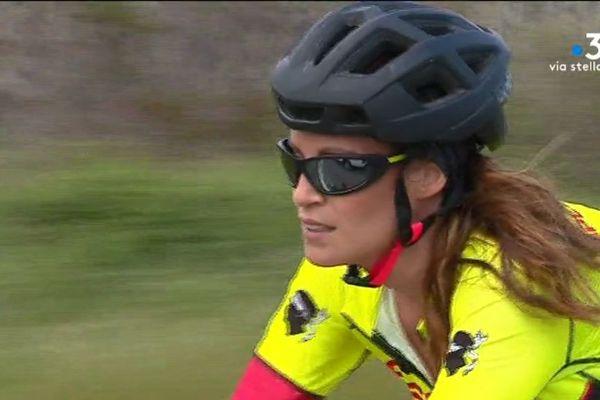 Tour de Corse à vélo - Mélanie Cantieri vise le premier record féminin